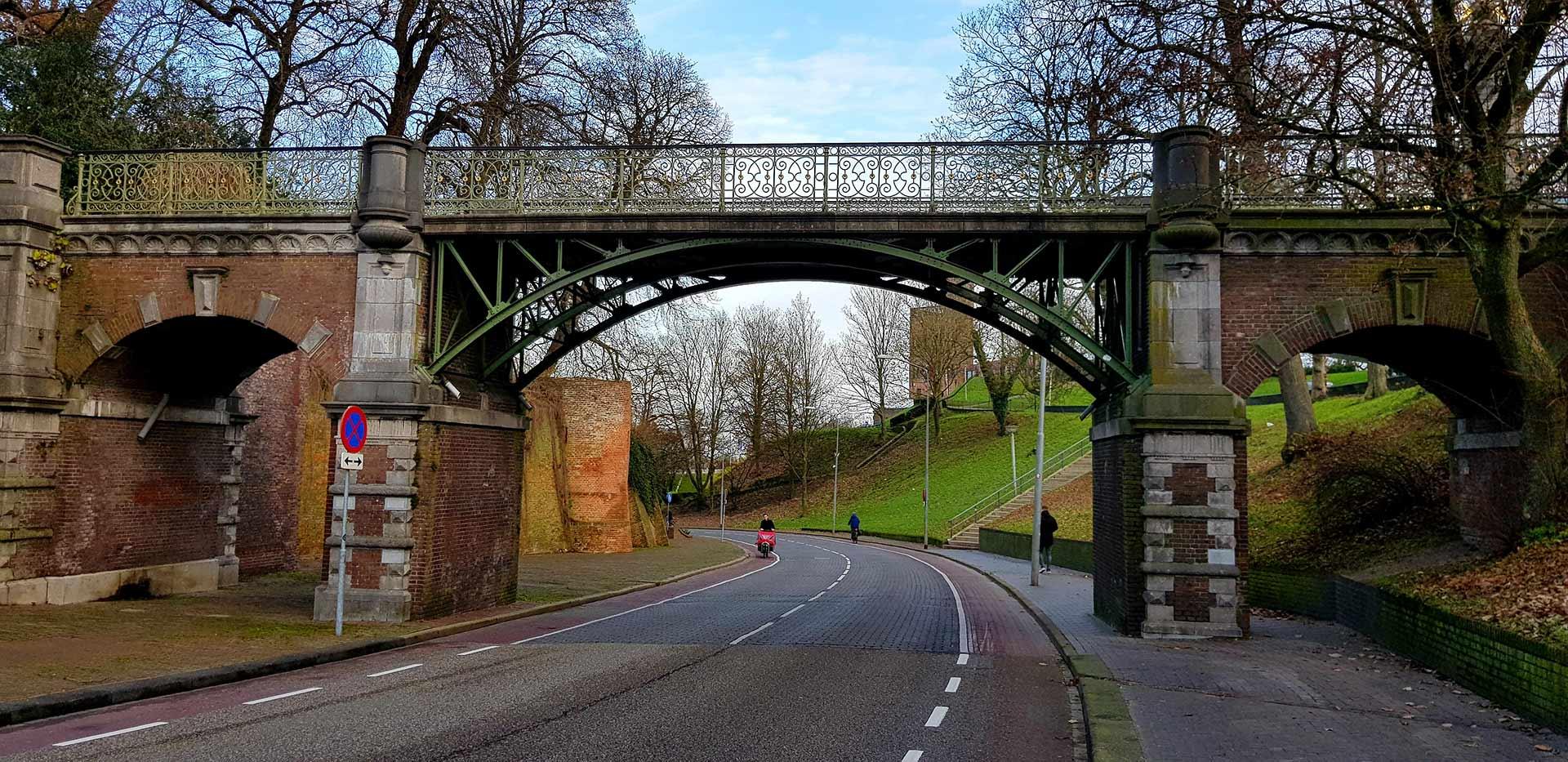 De Voerweg in Nijmegen