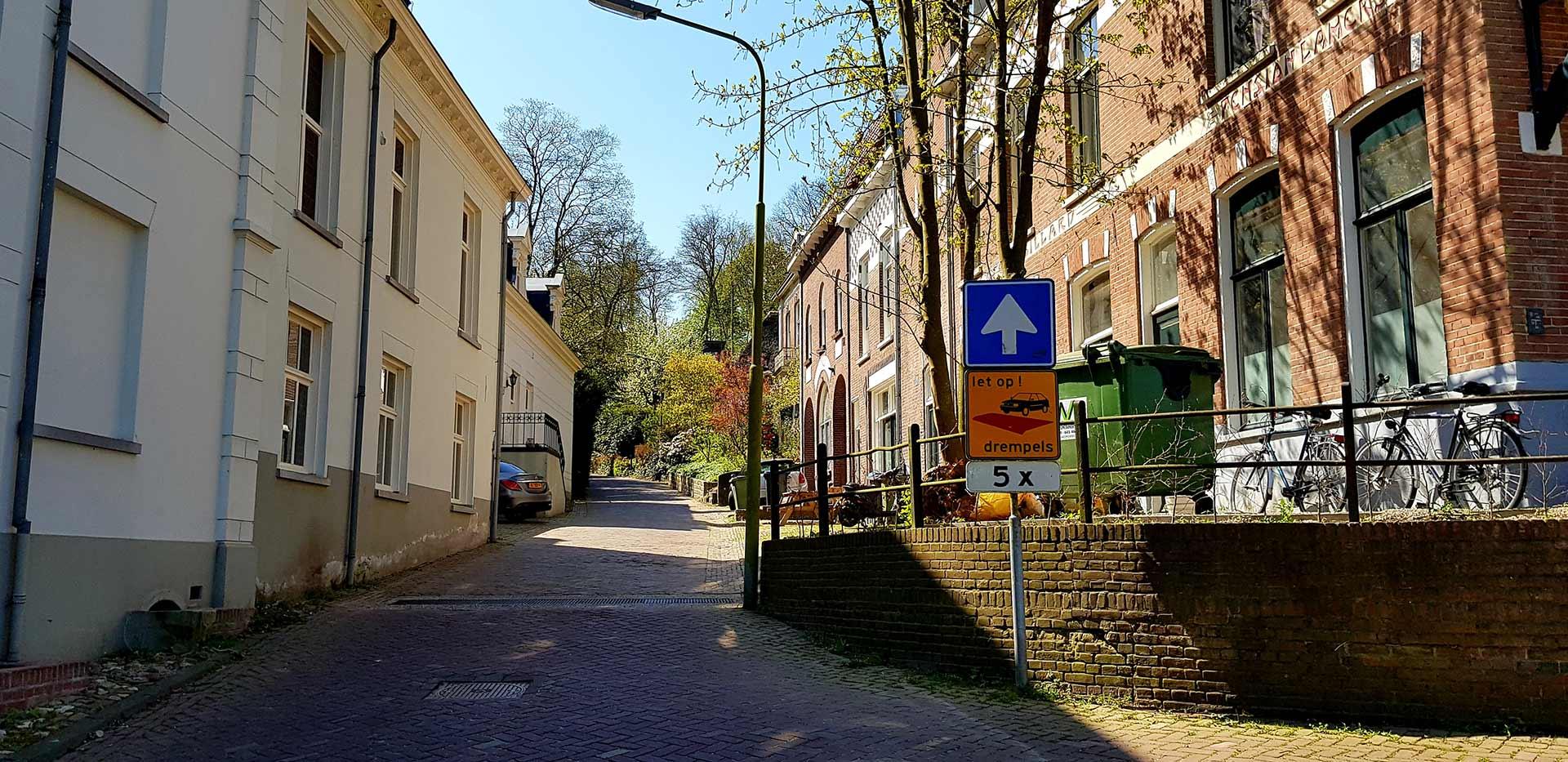 De Ubbergse Holleweg bij Nijmegen