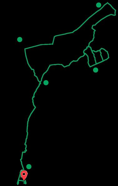 Routekaart Niet te Posbang