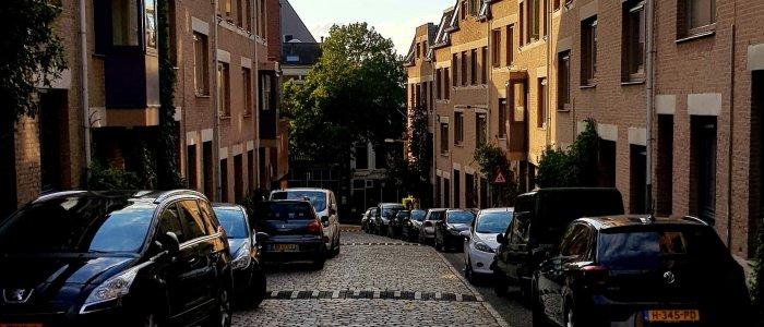 De Priemstraat in Nijmegen