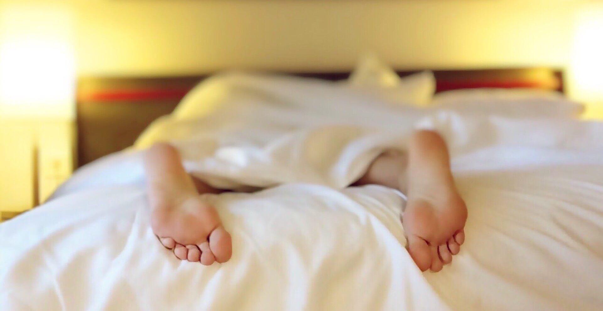 Slapen is de beste manier om te herstellen