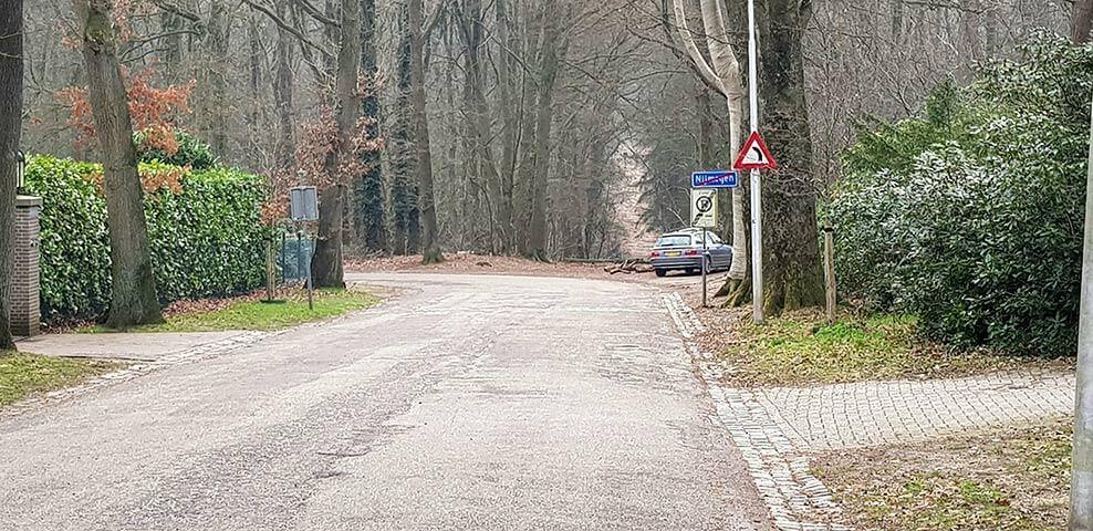 De Kwakkenberg in Nijmegen