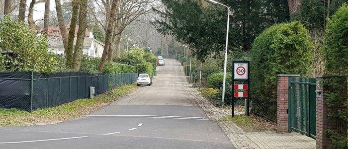 De Theresiaweg in Nijmegen