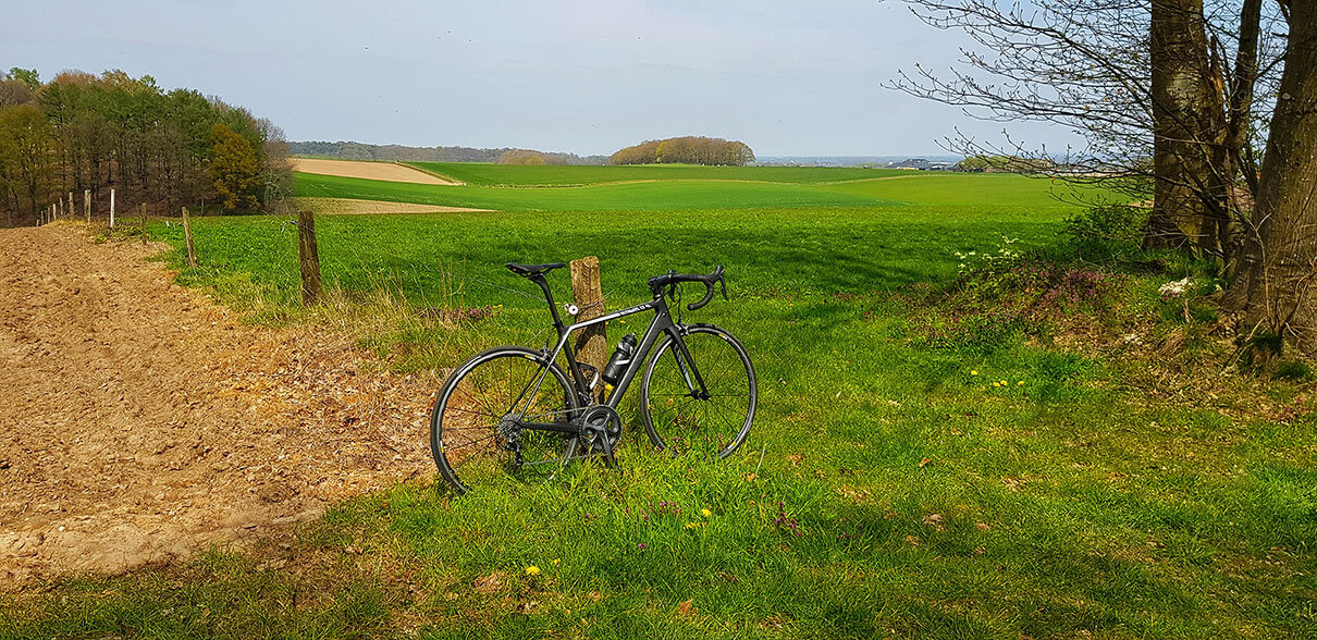 De Derdebaan tussen Groesbeek en Berg en Dal